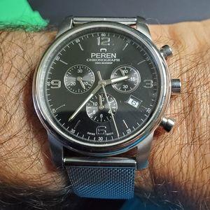Peren Classic Chronometer Watch Swiss made